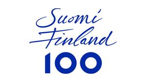 Hiihtäen Halki Suomen Logo